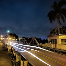 Fort Lauderdale Swing Bridge by Mark Andrew Thomas