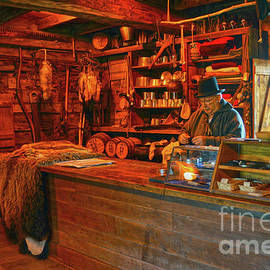 Fort Osage Trading Post by Catherine Sherman