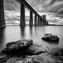Forth Bridge by Dave Bowman