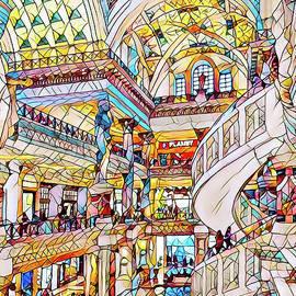 Forum Shops Las Vegas by Tatiana Travelways
