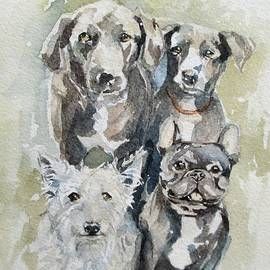 Four in a Pack by Victoria Glover