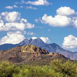 Four Peaks X2 by Rick Furmanek
