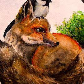 Fox and Robbin by Medea Ioseliani