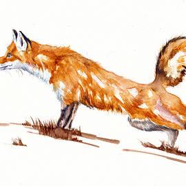 Fox - Bee Stealthy by Debra Hall