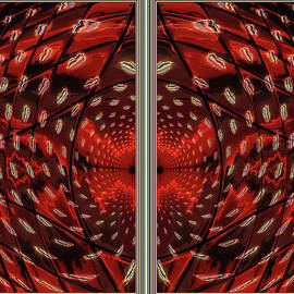 Fractal window View by Mario Carini