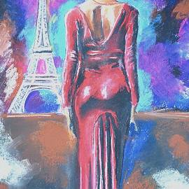Fragrance of Paris  by LiviuFlorin Art
