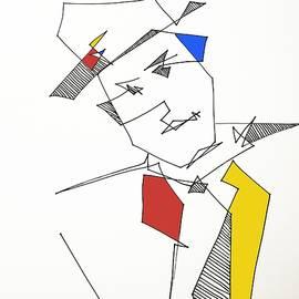 Frank Sinatra by Apang Balakosa