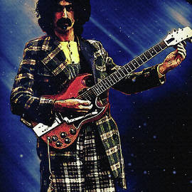 Frank Zappa Live in Concert by Gunawan RB