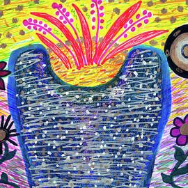 Freaky Funky Bloomin' Spring by Susan Schanerman
