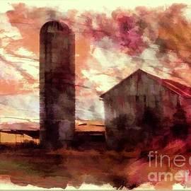 Frederick County Farm by Debra Lynch