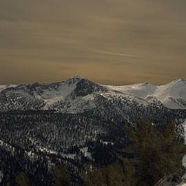 Freel Peak avalanche,  Eldorado and Humboldt- Toiyabe National Forest, U. S. A.  by PROMedias