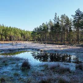 Freezing morning. Kivikesku by Jouko Lehto