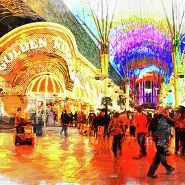 Fremont Street Experience Las Vegas by Tatiana Travelways