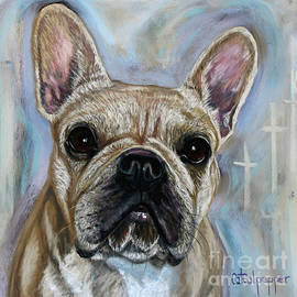 French bulldog 5 by Cat Culpepper