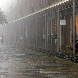 French Quarter Fog by Mitch Mire