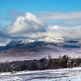 Fresh SnowTumbeldown Mt. by Alana Ranney