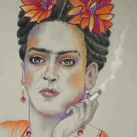 Frida Kahlo by Jayne Somogy