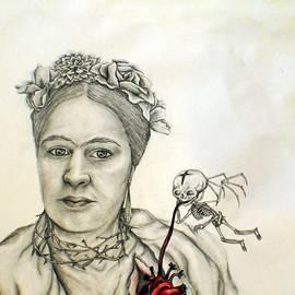 Frida Resurrected by Meganne Peck