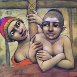 Friends by Pramod Apet