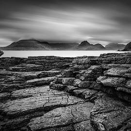 From Elgol to the Cuillin by Dave Bowman