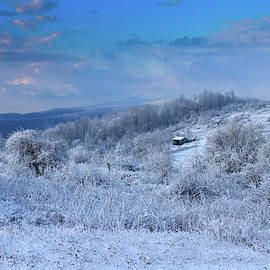 Frozen Hills by David Beard