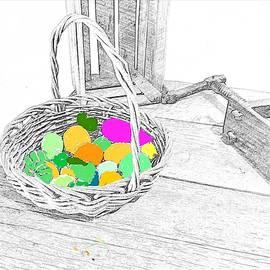 Fruit Basket by Kathleen Boyles