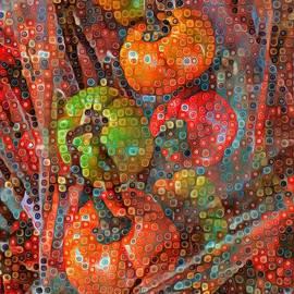 Fruits of Fall - Variation by Miriam Danar