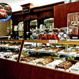Fudge Shop by Susan Savad