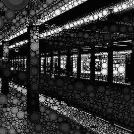 Fulton Street Station by Susan Maxwell Schmidt