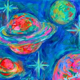 Fun with Space by Kendall Kessler