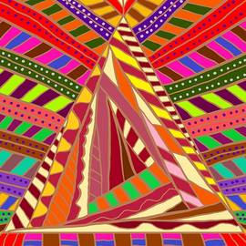 Funky Triangle by Chante Moody