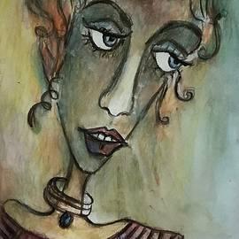 Funny girl by Fira Roudenko