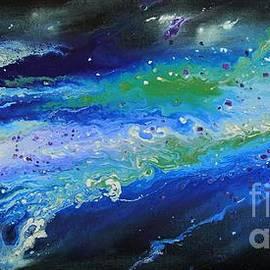 Galaxy Stream I by Paul Henderson