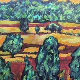 Galilee in Autumn