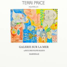 Gallery Poster Aquarelles by Terri Price