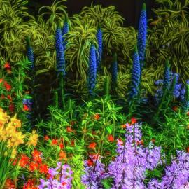 Garden Colors by Kathi Isserman