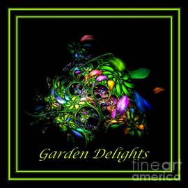 Garden Delights by Doug Morgan
