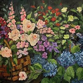 Garden Favorites  by Alan Lakin