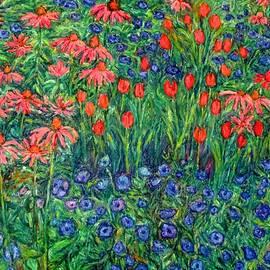 Garden Swirl by Kendall Kessler