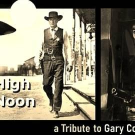 Gary  Cooper by Hartmut Jager