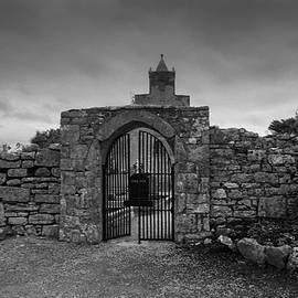 Gated Irish Cemetery by S Katz