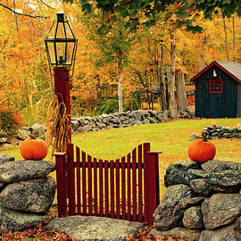 Gateway to Fall by Jeff Folger