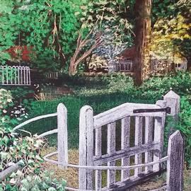 Gateway to paradise by Trevor Whetstone