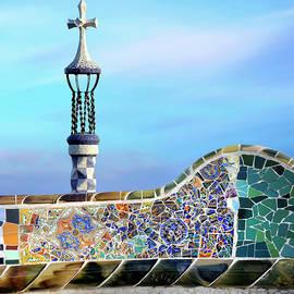Gaudi's Park Guell by JM Ardevol