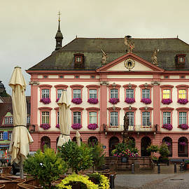 Gengenbach town hall by RicardMN Photography