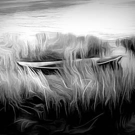 Gentle Mooring by Betsy Cullen
