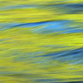 Gentle Ridges of Reflection by Sue Cullumber