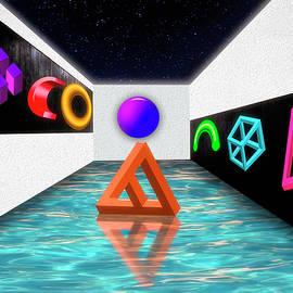 Geometry in Color by Paul Wear