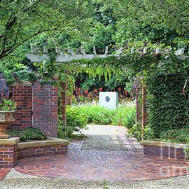 Gerald  R. Ford Gardens by Elizabeth Winter