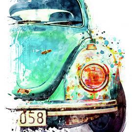 German Vintage Car by Marian Voicu